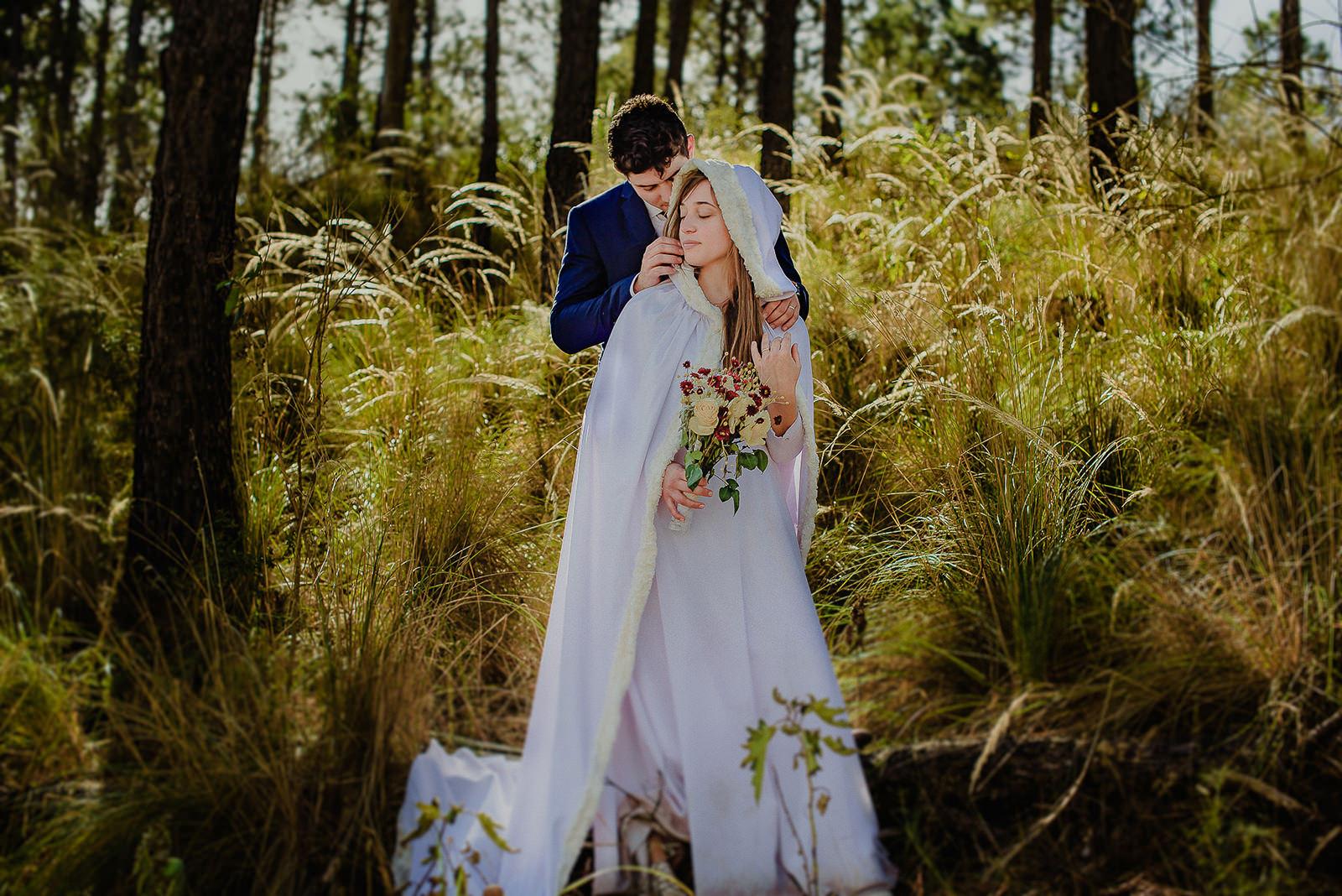 Camino del cuadrado pos boda en Cordoba