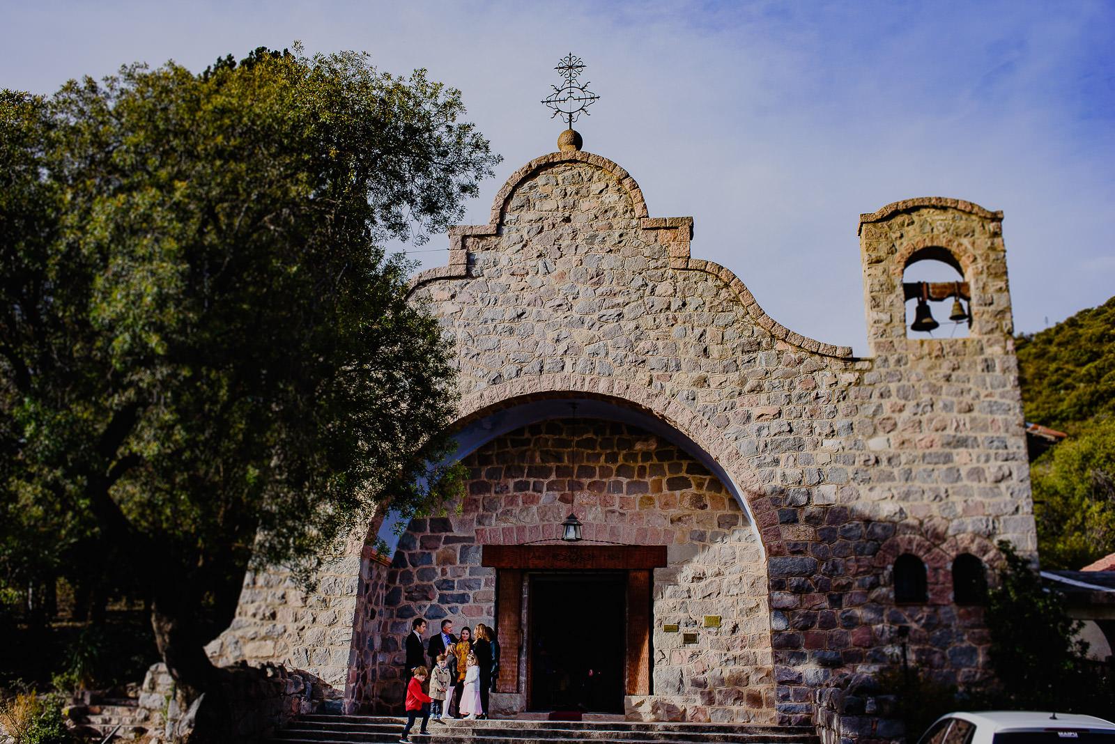 Capilla santa Teresita Cordoba Fotografo de casamiento
