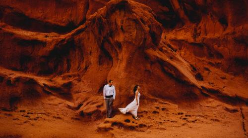 Fotógrafo de matrimonios en el norte argentino