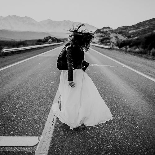 Fotos de bodas con estilo y actitud