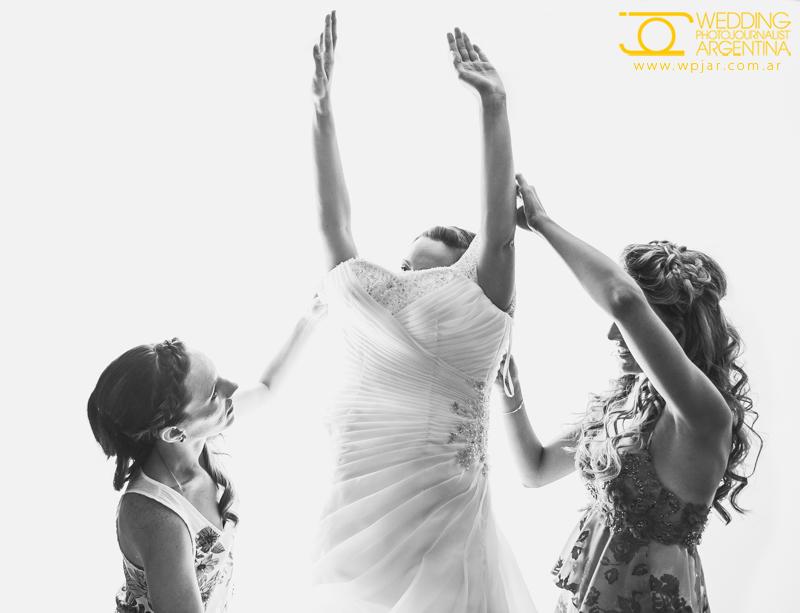Fotos premiadas por Wedding Photojournalist Argentina WPJAR, portal de fotografias de bodas nacional